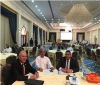 رئيس الجمارك يعود إلى القاهرة بعد ختام اجتماعات اللجنة المصرية العمانية