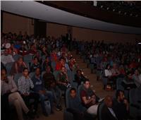 صور| حضور جماهيري كبير لـ«نادي الرجال السري» بالأقصر للسينما الأفريقية