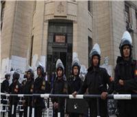 تشديدات أمنية مكثفة قبل الحكم على المتهمين بـ«فض اعتصام النهضة»