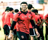 الشناوي يشارك في تدريبات الكرة في مران الأهلي