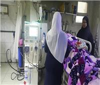 4 ماكينات غسيل كلوي لمستشفى المنشاوى العام بطنطا