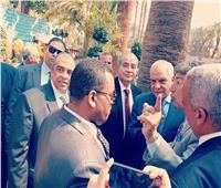 تعرف على مفاجآت وزير الزراعة خلال افتتاح معرض «زهور الربيع»