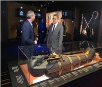 دعاية عالمية لـ«معرض توت عنخ آمون» بعاصمة النور باريس