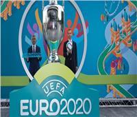 تعرف على السفراء المشاركين في يورو 2020