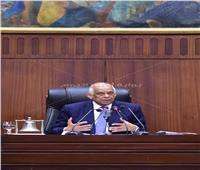 رئيس النواب يطالب ممثلي النقابات بطرح آرائهم بشأن التعديلات الدستورية