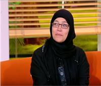 فيديو| الأم المثالية للقوات المسلحة: اللي ابنها على الجبهة مبتنامش