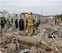 44 قتيلاً جراء انفجار في مصنع للكيماويات شرقي الصين