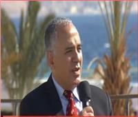 وزير الري: خطة تطوير سيناء مستمرة حتى 2022