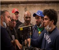 صور| كواليس مشاهد كرم جابر وبيج رامي مع مايك تايسون بـ«حملة فرعون»
