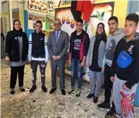 القنصل العام في ميلانو يفتتح الدورة الأولى لتدريس اللغة العربية
