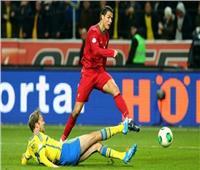 بث مباشر| مباراة البرتغال وأوكرانيا في تصفيات «يورو 2020»