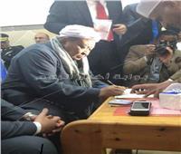 شقيق «الطيب» يعقد قران نجل محافظ المنيا على ابنة رئيس «صحة النواب»