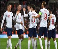 «سترلينج» يقود إنجلترا لاكتساح تشيكيا في تصفيات «يورو 2020»