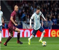 الأرجنتين تخسر بثلاثية أمام فنزويلا في تواجد «ميسي»