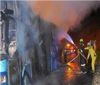 مصرع وإصابة 54 شخصا في احتراق حافلة ركاب بالصين
