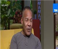 فيديو.. الشحات مبروك يكشف سبب تسميته بهذا الاسم