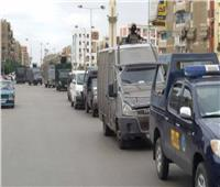 الأمن ينقذ 11 صينيا ضلوا طريق العودة أثناء رحلة سفاري بالفيوم