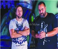 شيكو وهشام ماجد يستعدان لطرح برومو «اللعبة»