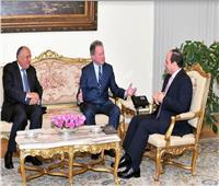السيسي: مصر ملتزمة بتعزيز الشراكة مع برنامج «الأمن الغذائي»