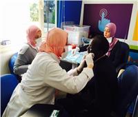 كشف طبي على المشاركين من ذوي الإعاقة في الملتقى العربي والإفريقي