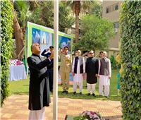 صور.. سفير باكستان يحتفل باليوم الوطني لبلاده في القاهرة