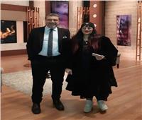 فريدة سيف النصر مع عمرو الليثي في «واحد من الناس»