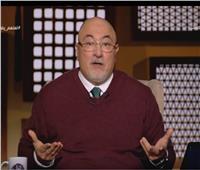 """بالفيديو.. خالد الجندى يشكر السيسى: """"يراعى كبار السن"""""""