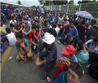 احتجاز أكثر من 100 مهاجر من أمريكا الوسطى في شمال المكسيك