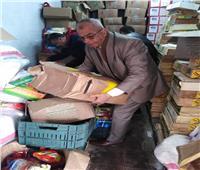 ضبط ربع طن مصنعات لحوم غير صالحة فاسدة في بورسعيد