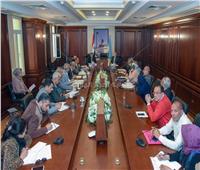 سكرتير الإسكندرية يوجه بتطبيق فوري لقرار تقنين الأراضي