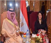 «المشاط» تبحث التعاون المشترك مع رئيس هيئة السياحة السعودية