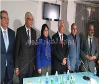 مبارك يفتتح احتفالية معهد الكبد القومي باليوم العالمي لمكافحة الدرن