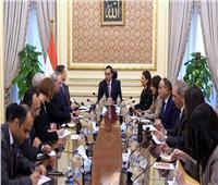 رئيس الوزراء يلتقى مدير الوكالة الأمريكية للتنمية الدولية
