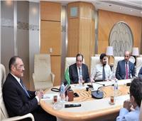سفير السعودية بالقاهرة يستقبل وفد تعليم المملكة الذي يزور مصر لبحث التعاون