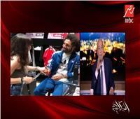 عمرو أديب عن لقاء الفنانة اللبنانية جيسي مع صلاح: إحنا عارفين أخلاقه