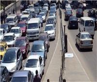 فيديو| المرور: كثافات متوسطة بمحاور وميادين القاهرة