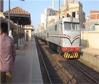 السكة الحديد تعلن معدلات تأخيرات القطارات.. اليوم