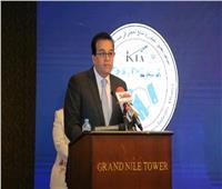 صور| وزير التعليم العالي يؤكد حرص الدولة على تطوير البحث العلمي