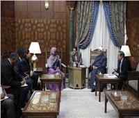 وزيرة الصحة الصومالية: لن ننسى وقوف الأزهر إلى جانبنا وقت الشدائد