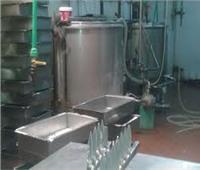 ضبط مصنعين لمنتجات الألبان بدون تراخيص بالشرقية