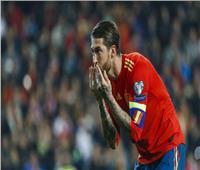 الاتحاد الأوروبي يمنح سيرجيو راموس لقب أفضل لاعب دولي