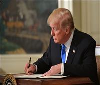 عاجل| ترامب يوقع إعلانًا يعترف بسيادة إسرائيل على هضبة الجولان