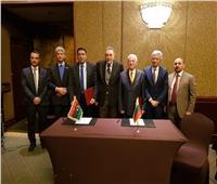 توقيع اتفاقية تعاون بين الغرف التجارية البلغارية والليبية برعاية مصرية