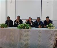 رئيس جامعة العريش يحث الشباب على المشاركة في تنمية سيناء