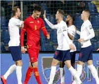 إنجلترا تسحق الجبل الأسود بخماسية في تصفيات أمم أوروبا 2020