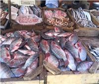 ننشر أسعار الأسماك في سوق العبور اليوم ٢٦ مارس