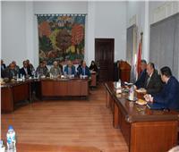 وزير الزراعة يكلف بسرعة تطوير الخدمات البيطرية
