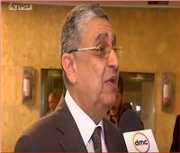 فيديو| وزيرالكهرباء: نخطط لزيادة شبكات الربط مع الدول العربية والإفريقية