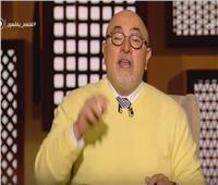 فيديو| خالد الجندي: الإخوان الإرهابيون حاولوا إحداث فتنة فتاة أسيوط