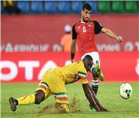 إصابة طارق حامد مع منتخب مصر أمام نيجيريا